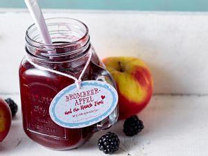 Brombeer-Apfel mit einem Hauch Zimt Rezept