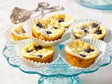 Brombeer-Orangen-Muffins Rezept
