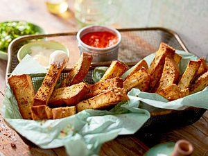 Brot-Pommes Rezept