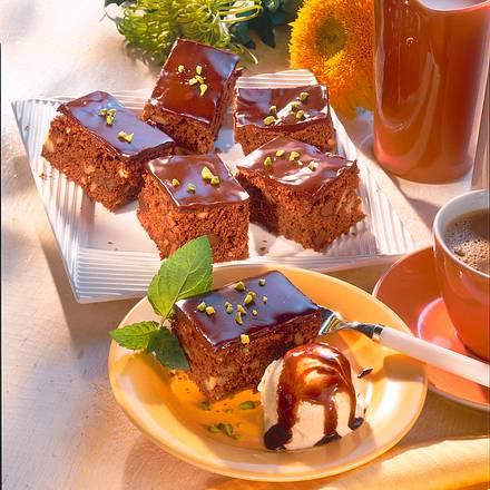 Brownies mit Walnüssen Rezept