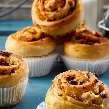 Bruffin: Brioche und Muffin Rezept