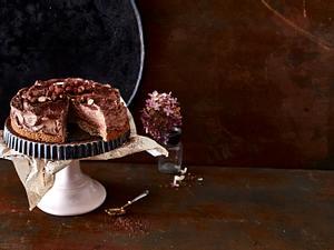 Buchweizen-Schokomousse-Torte Rezept