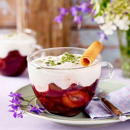Bühler-Joghurt-Becher Rezept
