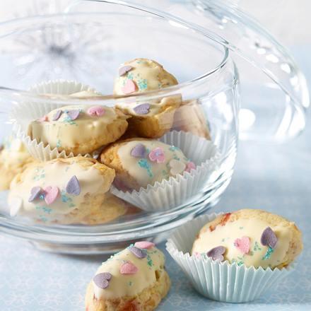 Bunte Früchte-Kekse Rezept