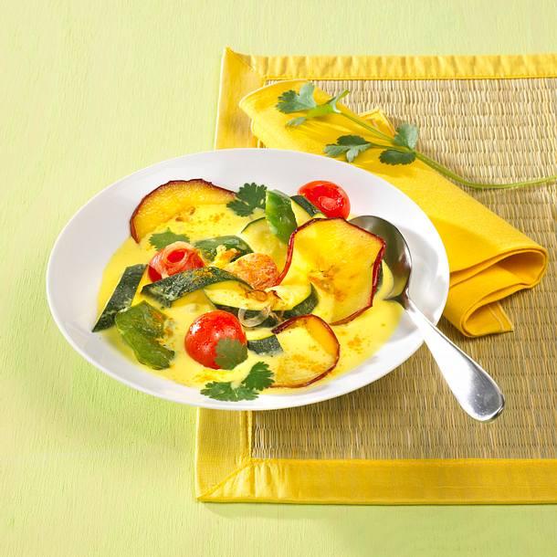 Bunter Gemüseeintopf Rezept