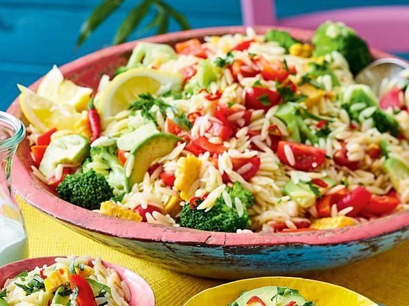 Salate Zum Grillen Das Schmeckt Zu Würstchen Steak Co