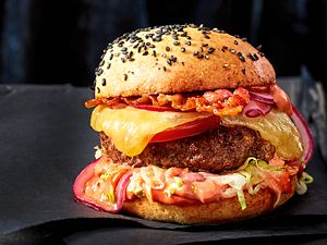 Burger The Only One Rezept