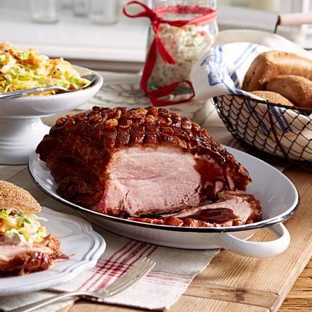 burgunderschinken mit spitzkohl coleslaw rezept chefkoch rezepte auf kochen. Black Bedroom Furniture Sets. Home Design Ideas
