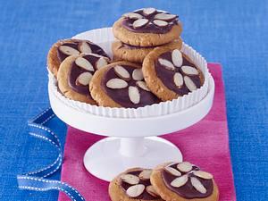 Butter-Mandel-Cookies Rezept