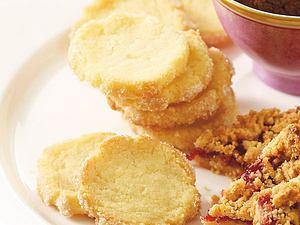 Butter-Vanilletaler Rezept