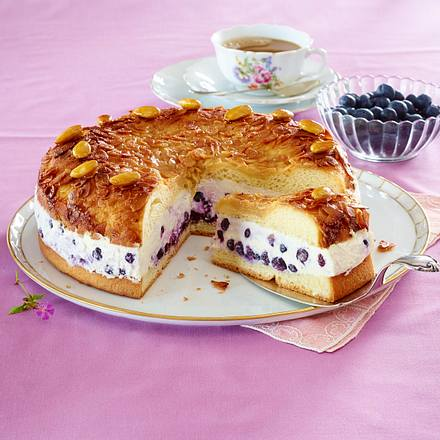 Butterkuchen aus der Springform (nach bretonischer Art) Rezept