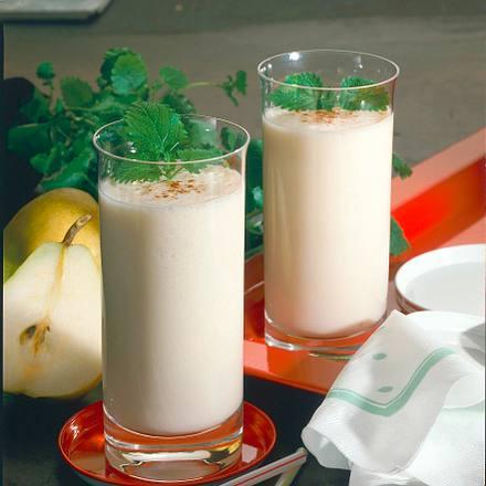 Buttermilch-Birnen-Mix Rezept