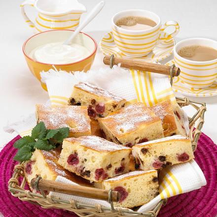 Buttermilch-Kirsch-Kuchen Rezept