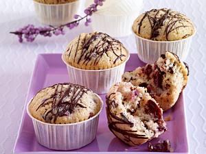 Buttermilch-Kirsch-Muffins Rezept