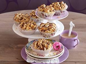 Buttermilch-Muffins mit Walnuss-Streuseln Rezept