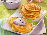 Buttermilch-Pancakes Rezept