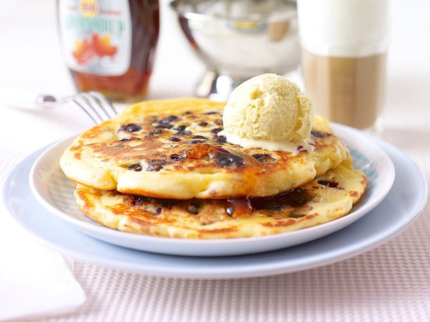American Diner – Soulfood made in USA - buttermilch-pancakes