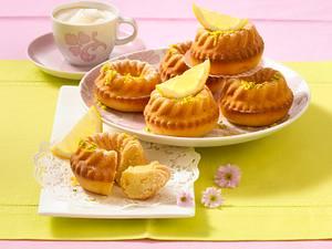 Buttermilch-Zitronenmuffins (Diabetiker) Rezept