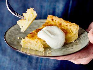 Buttriger Apfelkuchen Rezept