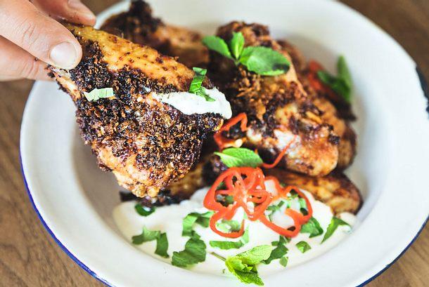 Buzz Crispy Chickenwings Rezept