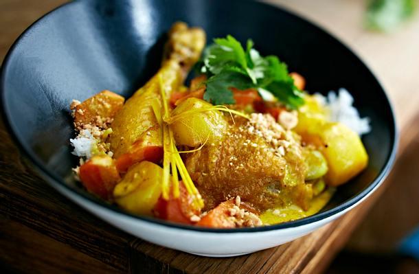 Cà ri gà - vietnamesisches Hähnchencurry Rezept