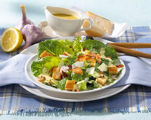Caesar's Salat Rezept