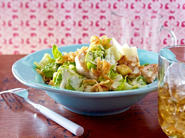 American Diner – Soulfood made in USA - caesar-salad