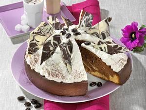 Cafe-Latte-Marmorkuchen Rezept