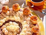 Café-Torte à la Saint Honoré Rezept