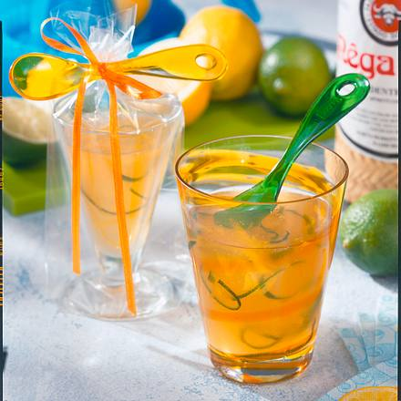 Caipirinha-Gelee Rezept