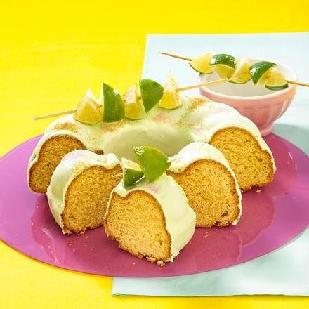 Caipirinha-Kuchen Rezept