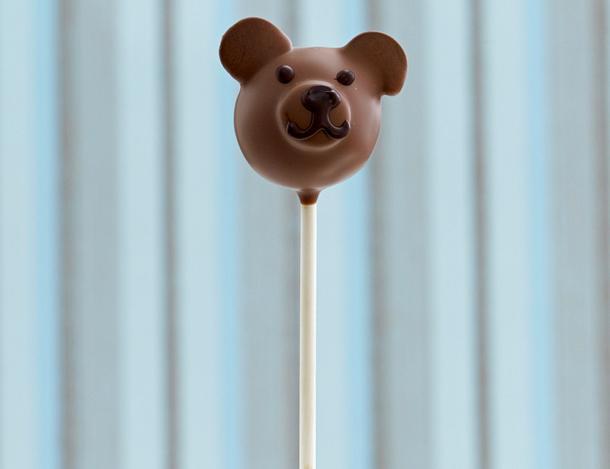 Cake pop:Teddy-Bär Rezept