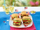 California Burger Rezept
