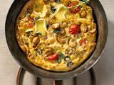 Camembert-Omelette Rezept