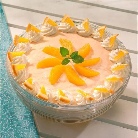 Campari-Orangen-Creme Rezept