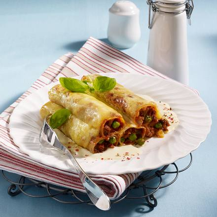 Cannelloni in Béchamelsoße Rezept