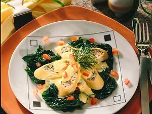 Cannelloni mit Lachsfüllung Rezept