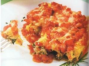Cannelloni mit Ricotta Rezept