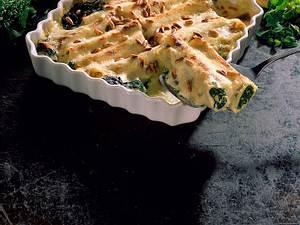 Cannelloni mit Spinat-Ricotta-Füllung Rezept