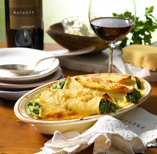 Cannelloni Piacentini Rezept
