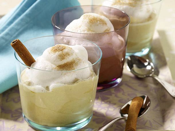 Pudding - Lieblingsdessert in Variationen - cappuccino-pudding