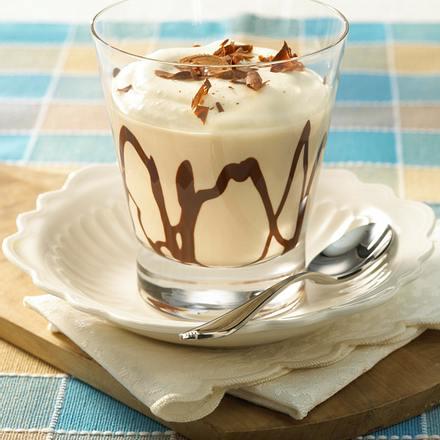 Cappuccino-Schoko-Creme Rezept