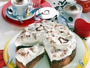 Cappuccino-Schoko-Torte Rezept
