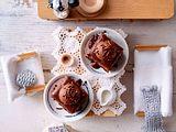 Cappuccino-Petits-Fours Rezept