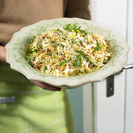 Carbonara-Salat Rezept