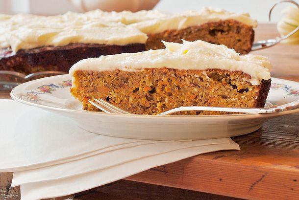 Carrot Cake Rezept