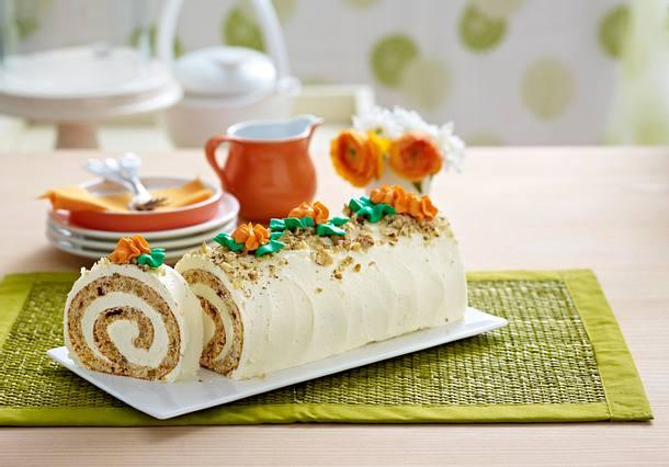 Carrot Roulade Rezept