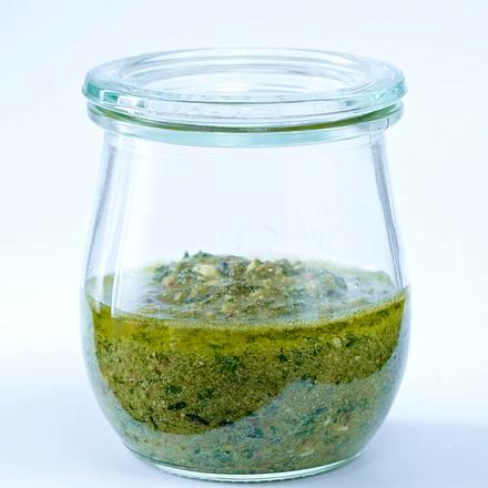 Cashew-Pesto Rezept