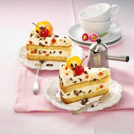 Cassata-Torte Rezept