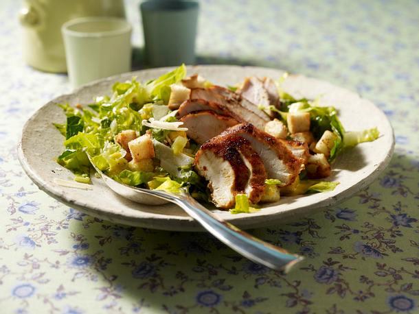 Ceasar's Salad  Rezept